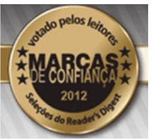 Marcas de Confiança, pela revista Seleções.