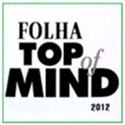 Top of Mind Folha de São Paulo