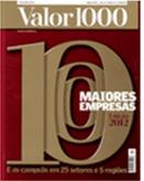 Valor 1000, pelo jornal Valor Econômico