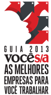 Melhores Empresas para Você Trabalhar – Revista Você SA em parceria com a Fundação Instituto de Administração (FIA)