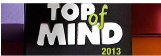 Prêmio Folha Top of Mind–  Folha de São Paulo