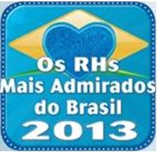 RHs mais Admirados do Brasil / 25 Empresas mais Admiradas pelos RHs– Revista Gestão RH